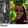 Plaisirs Alsaciens : belles bouteilles et accords mets vins