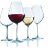 L'influence des verres sur le Vin