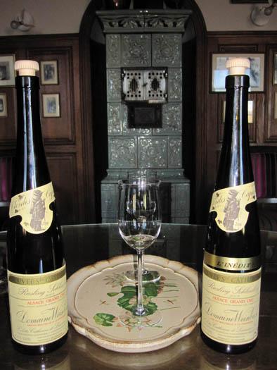 Degustation au domaine Weinbach Faller