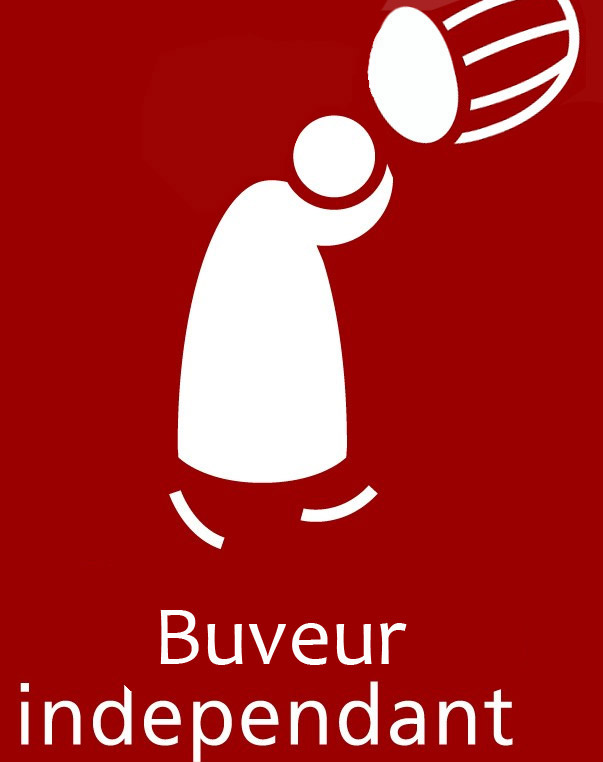 Buveur independant